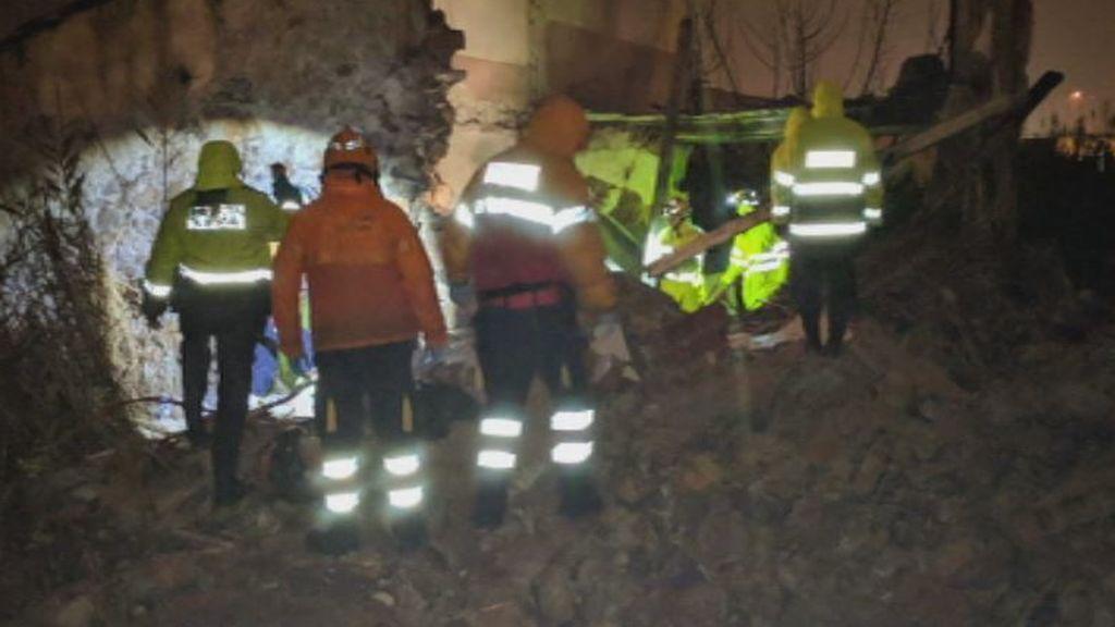 Seis heridos por el temporal que azota el Mediterráneo