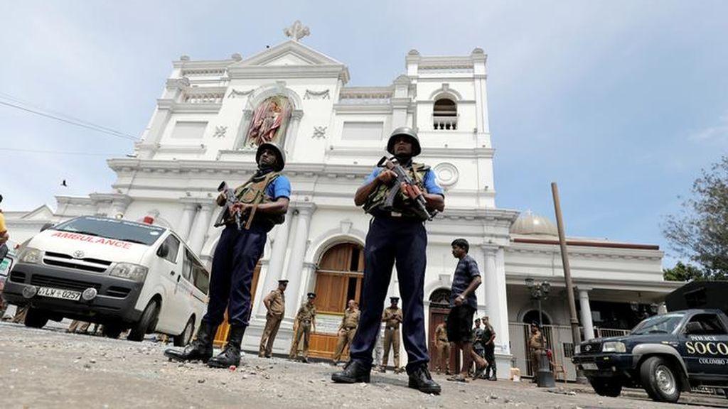 Atentado en Sri Lanka: El Gobierno de España recomienda extremar las precauciones
