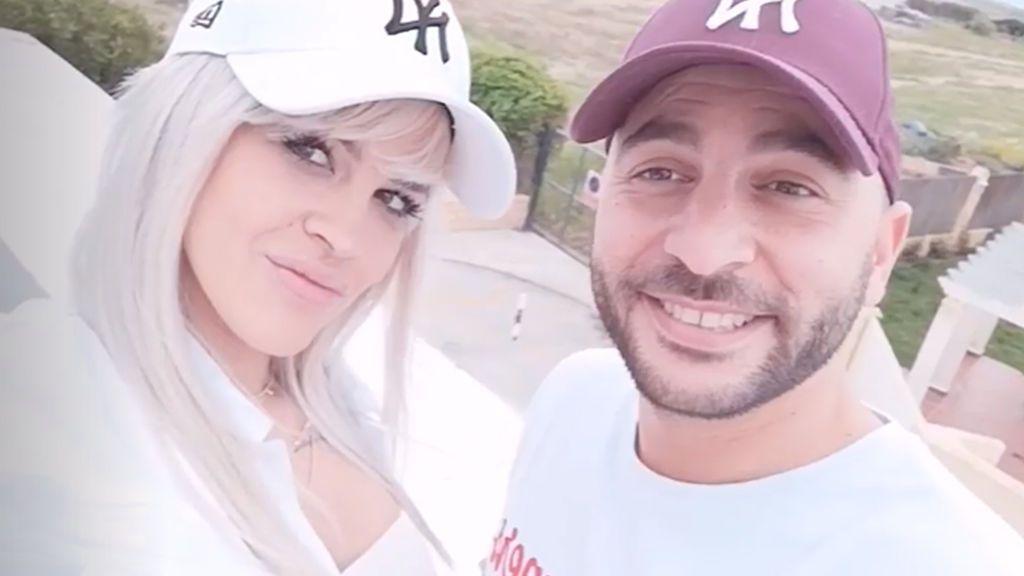 Ylenia y Antonio Tejado disfrutan de sus primeras vacaciones en pareja