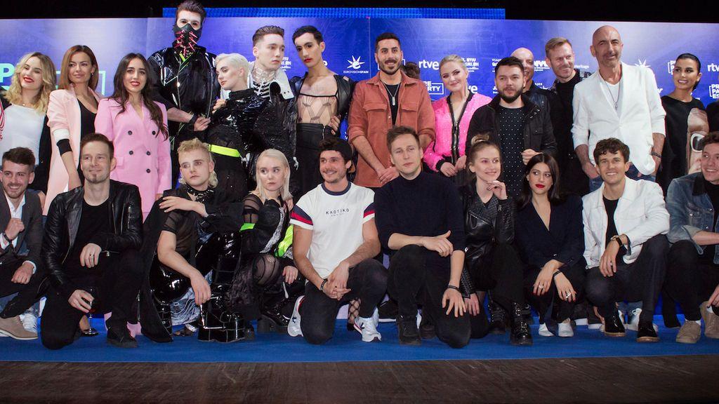 Calentando motores para Eurovisión: me fui de fiesta con Dave, Noelia y Alfonso para celebrar la #PrePartyES