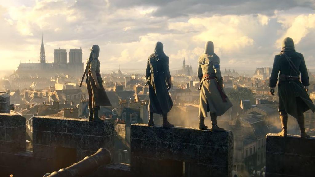 ¿Un videojuego para salvar Notre Dame?