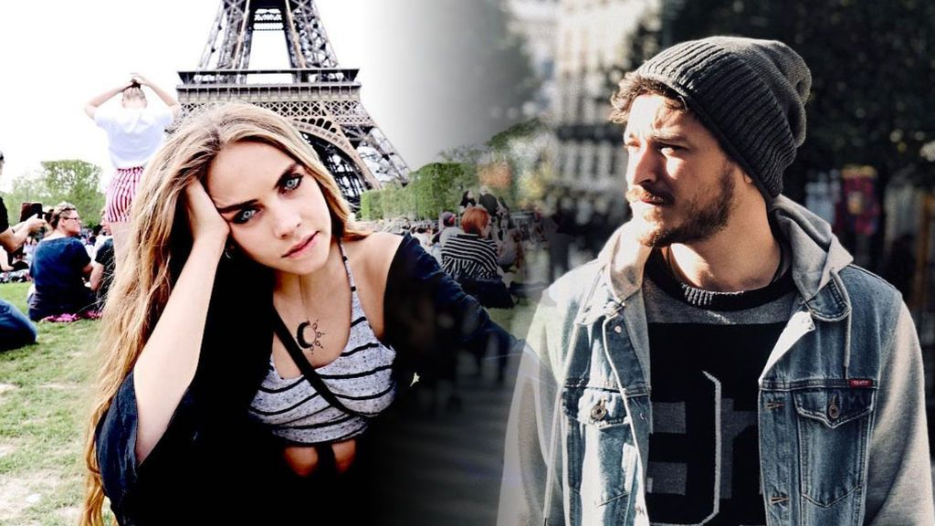 """Cepeda y Paula Gureta juegan al despiste en su primera escapada romántica: """"París no será la ciudad del amor"""""""