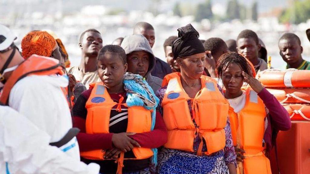 El drama de ser mujer y migrante