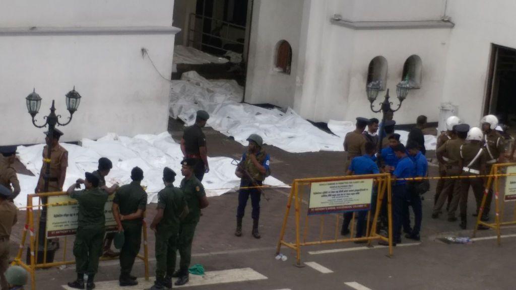 Alertan de nuevos ataques terroristas en Sri Lanka