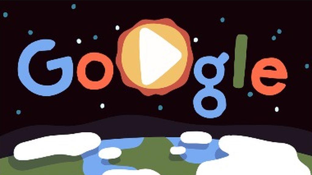 Google se une a la celebración del Día de la Tierra con un doodle didáctico
