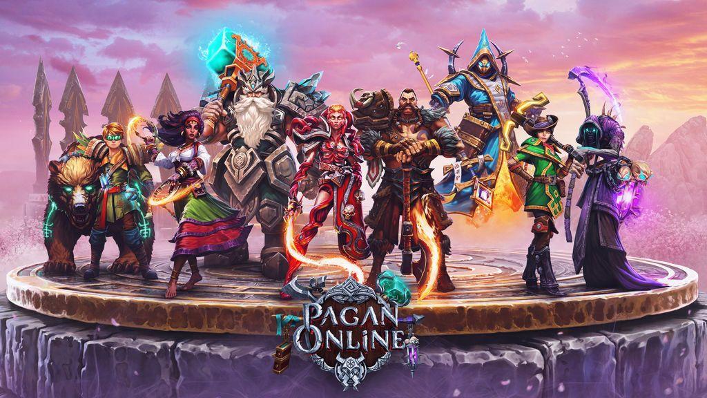 Pagan Online, llega el 'Diablo' de Wargaming