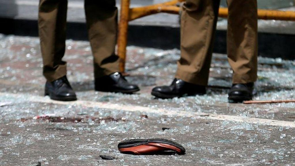 Se elevan a casi 300 los muertos en los atentados de Sri Lanka