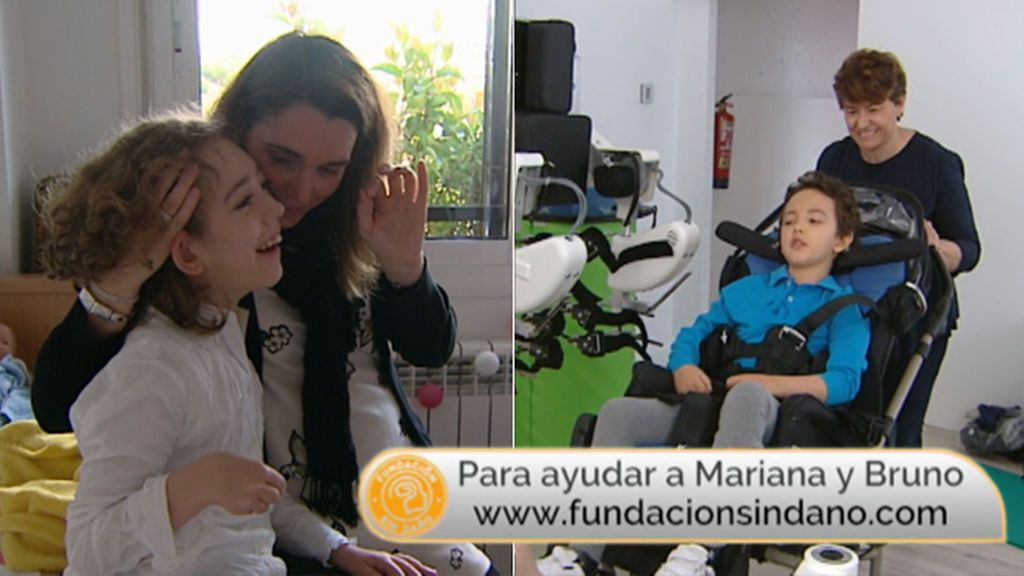 Células madre para ayudar a Bruno, Mariana y a muchos niños más