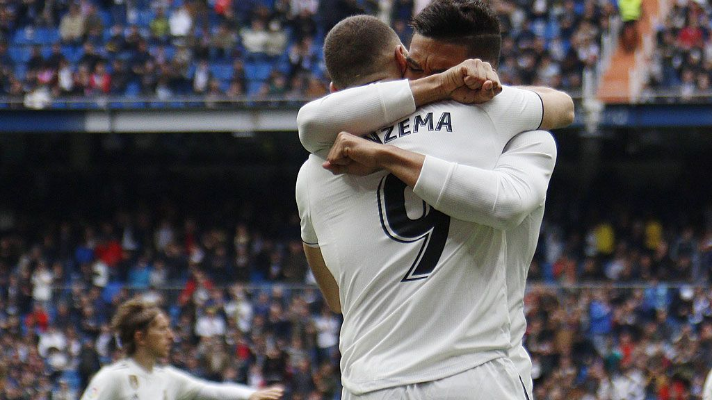 ¿Debería el Madrid fichar un '9' o le basta con Benzema?