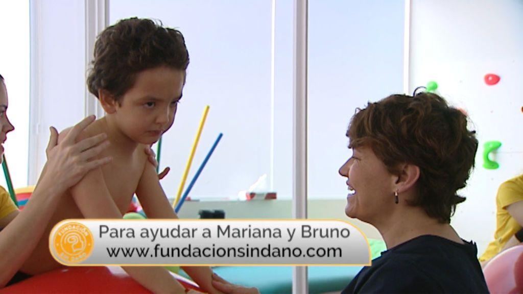 """Un ensayo con células madre abre """"una puerta a la esperanza"""" para Bruno y más niños como él"""