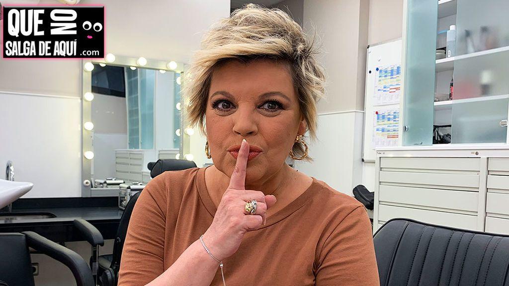 Terelu Campos te enseña a maquillarte como una estrella en Mediaset