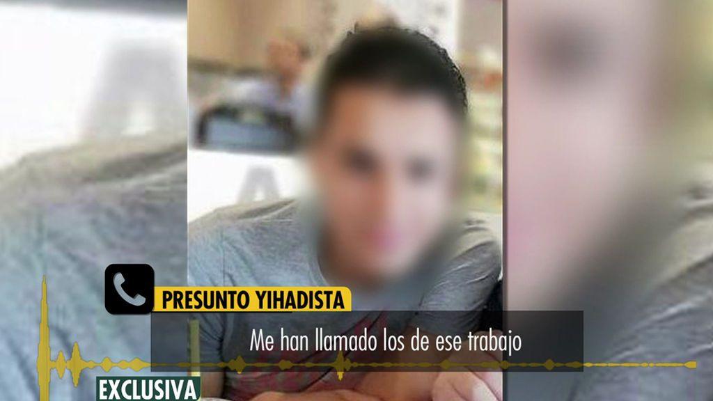 Exclusiva | Los últimos audios del presunto yihadista de Sevilla antes de ser detenido