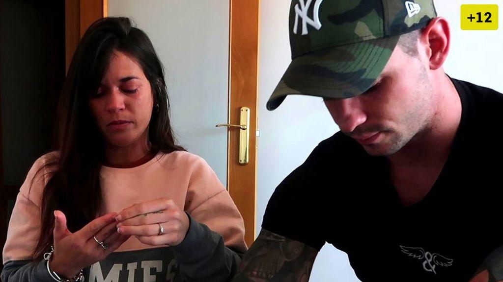 Drama máximo: la crisis de Álex y Fiama que deja su relación y la boda en 'stand by' (1/2)