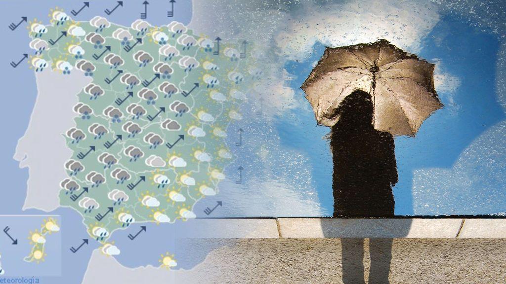 Hasta cuándo tendremos que sacar el paraguas