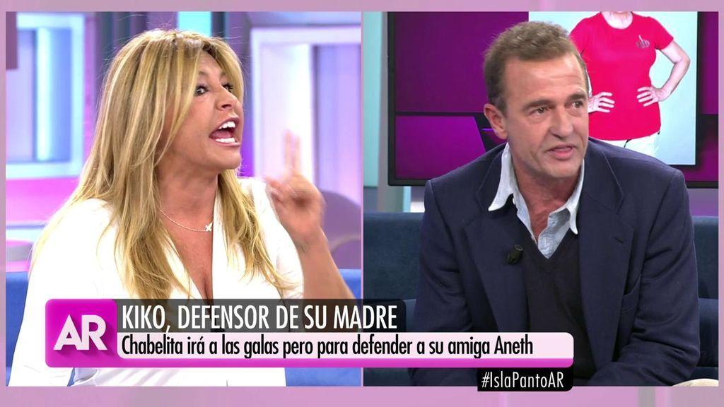 """El tenso enfrentamiento entre Alessandro Lequio y Cristina Tárrega: """"Eres muy cutre y bajo para ser un conde"""""""
