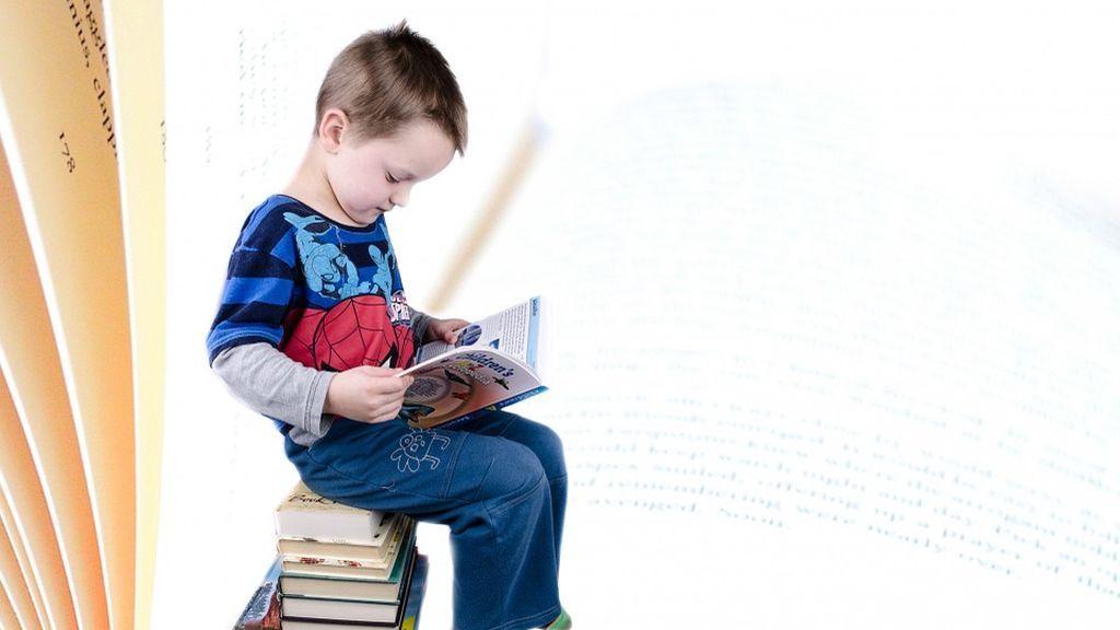 Estas son las formas para conseguir que nuestros hijos lean