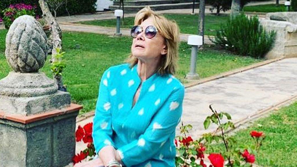 Mila Ximénez, en un hotelazo de lujo durante sus vacaciones: Las fotos