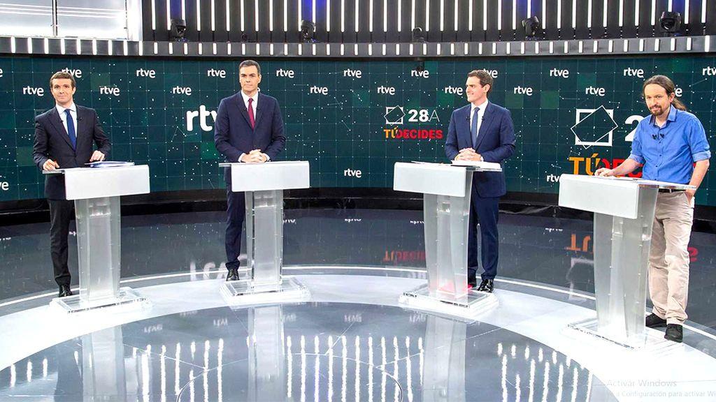Vota: ¿Qué opinas del primer debate electoral?