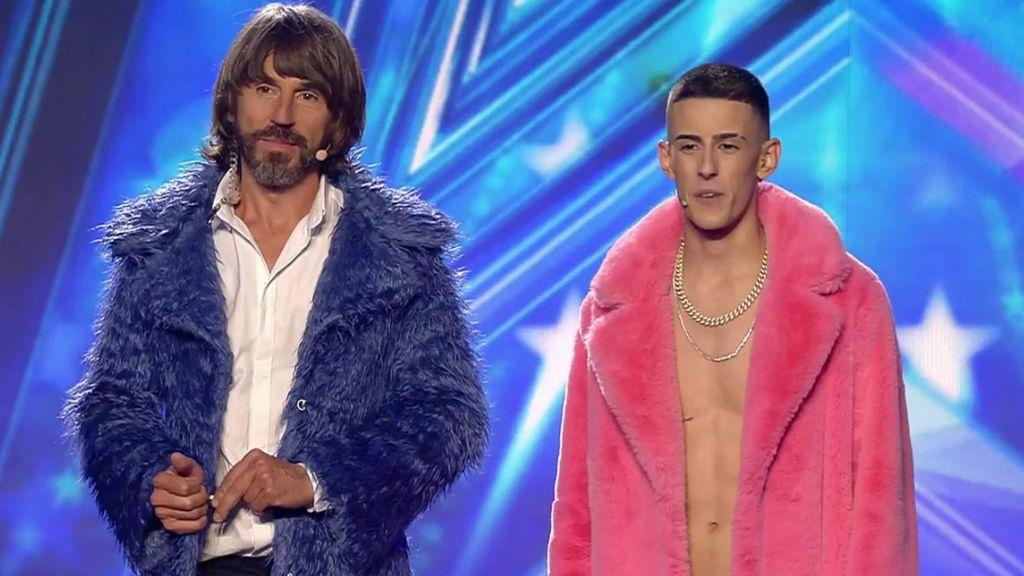 'Got Talent' Gala 12 (22/04/19), completo y en HD