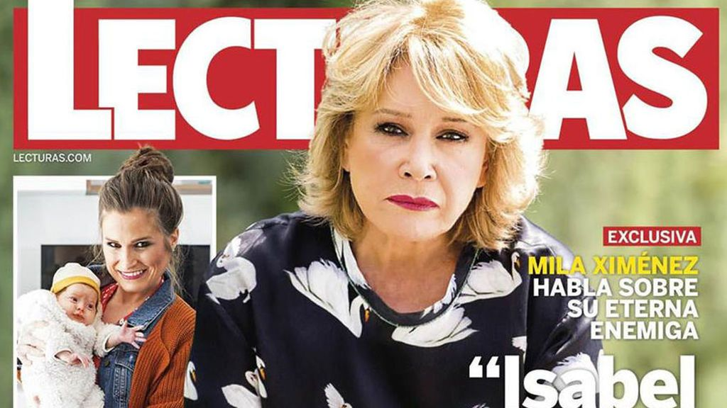 Mila arremete duramente contra Isabel Pantoja antes de 'Supervivientes'