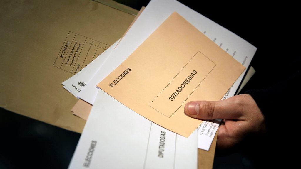 Se amplía hasta el viernes a las 14.00 horas el plazo para depositar el voto por correo