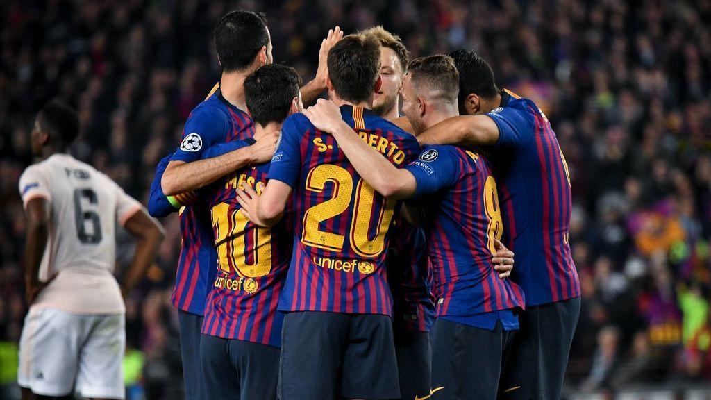Las posibilidades del Barça se proclamarse campeón el próximo sábado