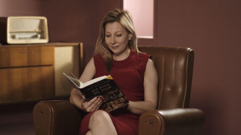 Eva García Sáenz de Urturi es la autora de la 'Trilogía de la Ciudad Blanca'