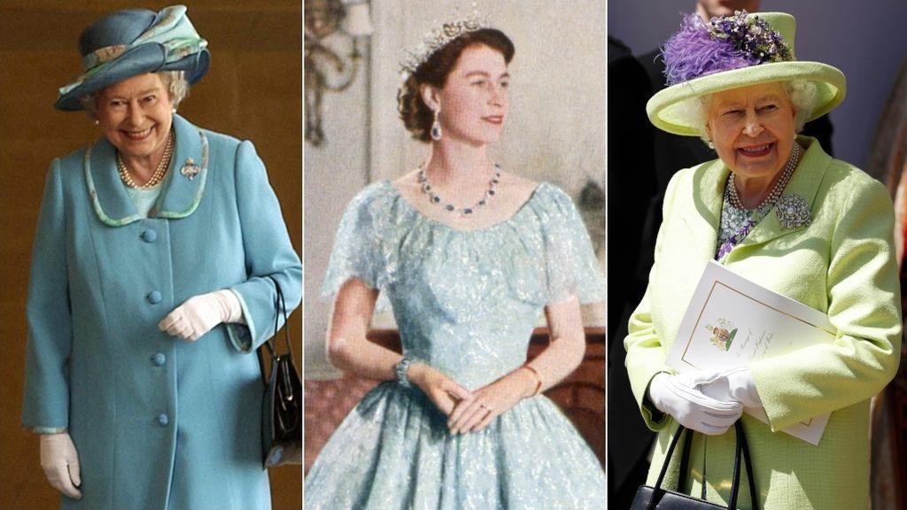 Aciertos y errores de los 10 looks icónicos en la historia de Isabel II
