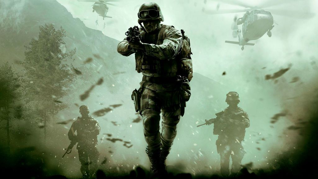 Algunos famosos ya han probado el nuevo Call of Duty