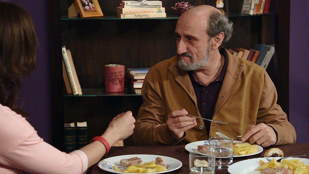 Enrique no quiere casarse con Alba: ahora vive día a día como Rambo