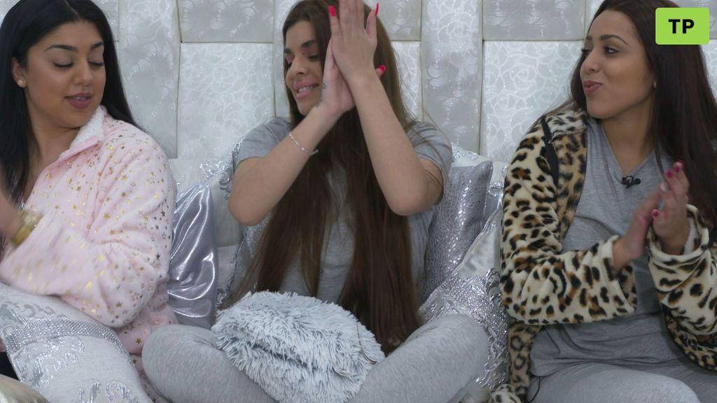 """Gipsy-fiesta pijama con la Rebe y sus primas: """"Que no falten el moño y las batas"""""""
