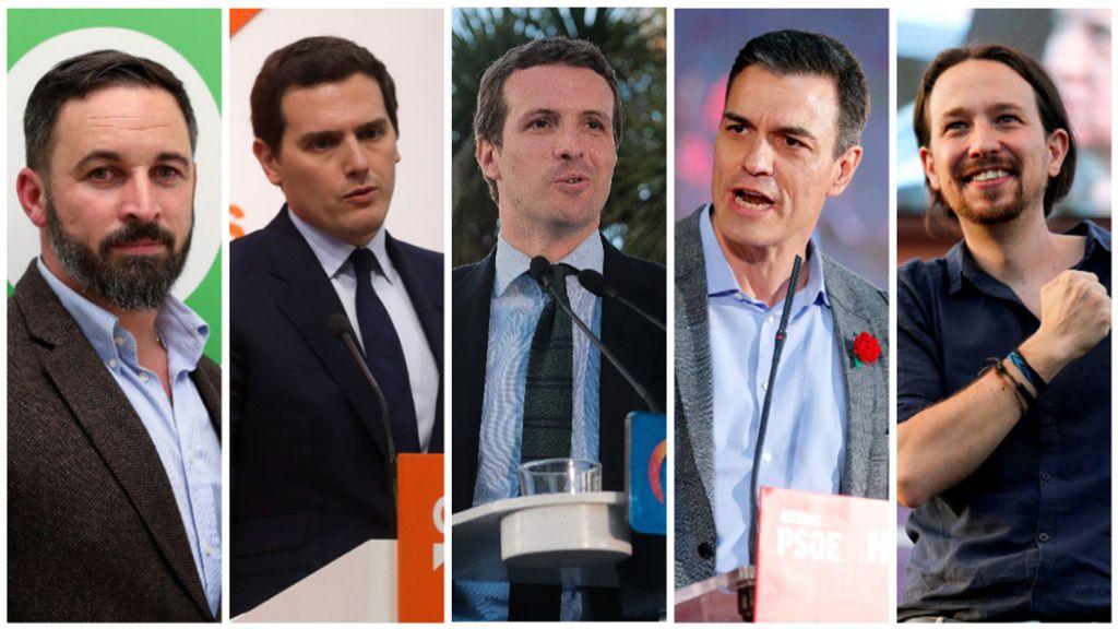Votar con las tripas o con la cabeza: el miedo de los políticos ante el indeciso