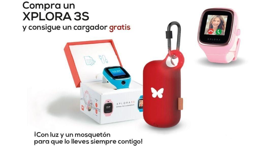 spot smartwatch Xplora