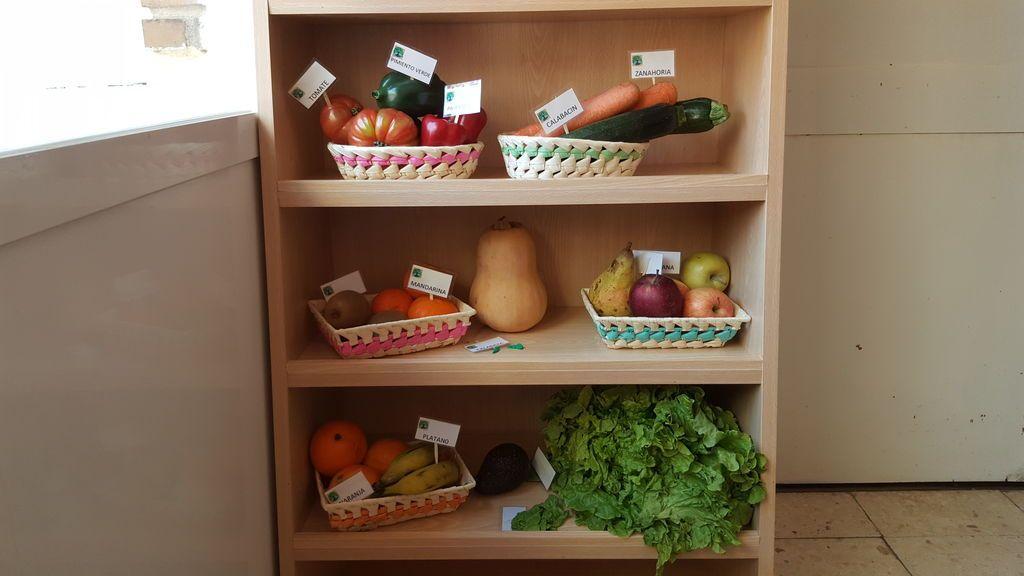 Conocer y cultivar lo que se va a comer ayuda a alimentarse de todo y sin rechazo