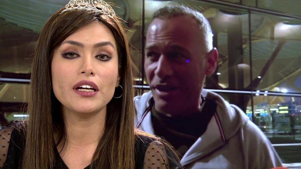 Miriam Saavedra, dolida con Carlos Lozano porque no le deja ver a quién más quiere, Glamuroso