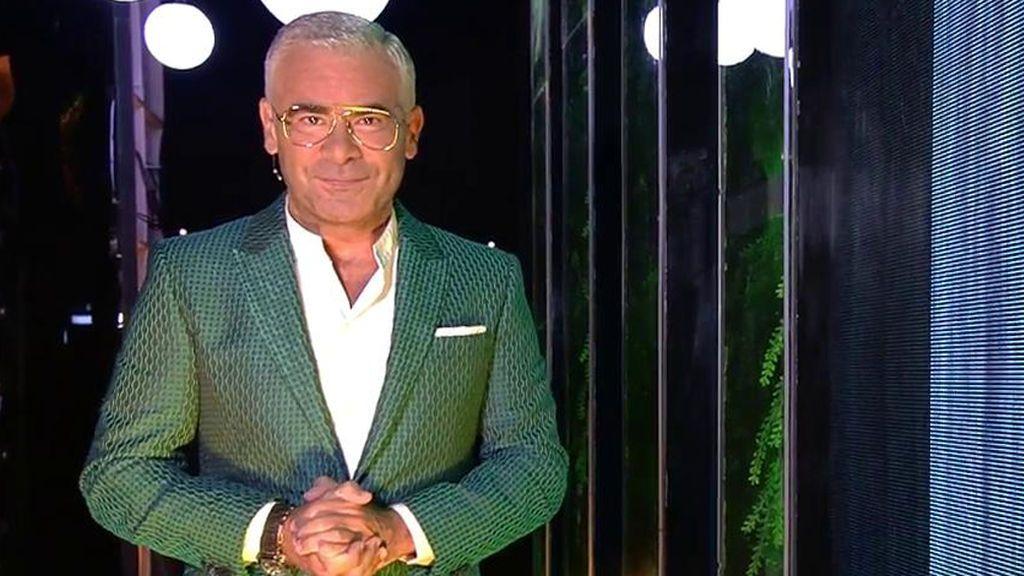 """Jorge Javier Vázquez regresa a la televisión: """"Gracias a todos porque no me he sentido solo"""""""