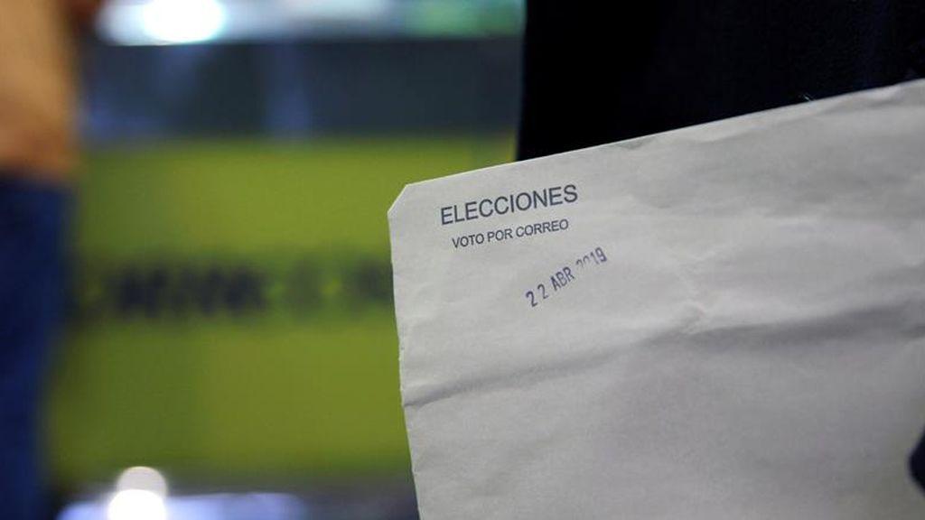 El director de Correos afirma que ya no habrá colas para votar por correo