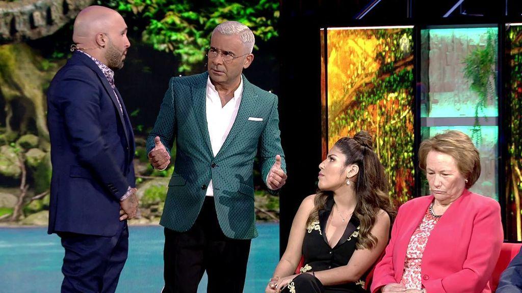 """Jorge Javier media entre Kiko Rivera y su hermana Isa Pantoja: """"Ha hecho comentarios desafortunados de Irene"""""""