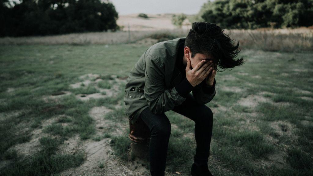 No lloro cuando estoy triste y no sé si es malo