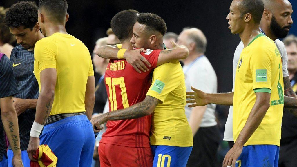"""Neymar: """"Me gustaría jugar con Hazard"""", ¿lo consideras un guiño al Madrid?"""