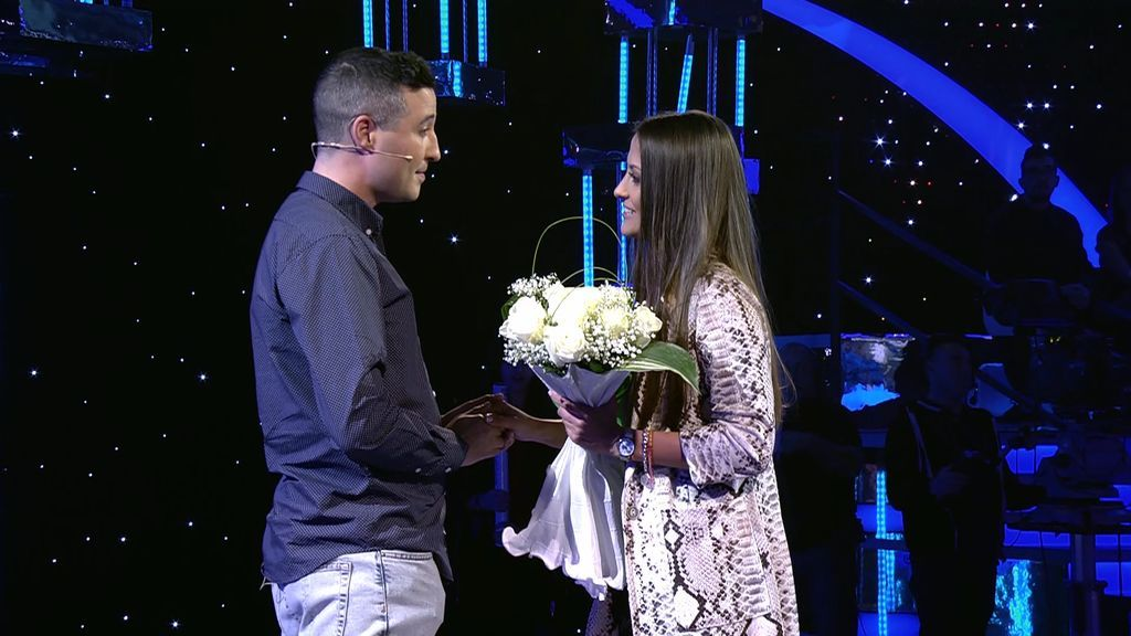 El momento más romántico de 'Volverte a ver': le pide matrimonio a su novia tras superar un tumor