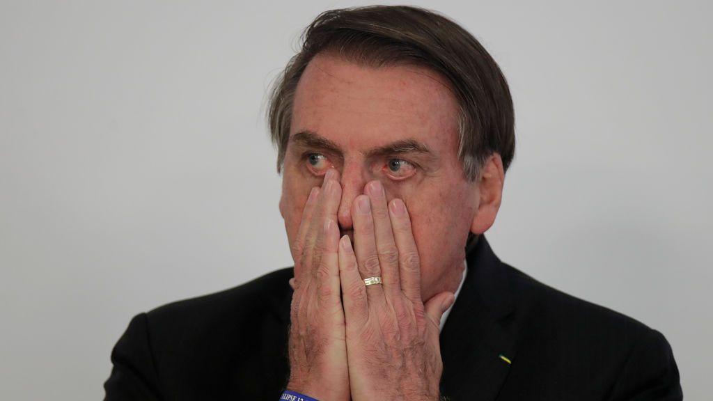 """Bolsonaro, """"triste"""" por las 1.000 amputaciones de pene que se practican en Brasil debido a la falta de higiene"""