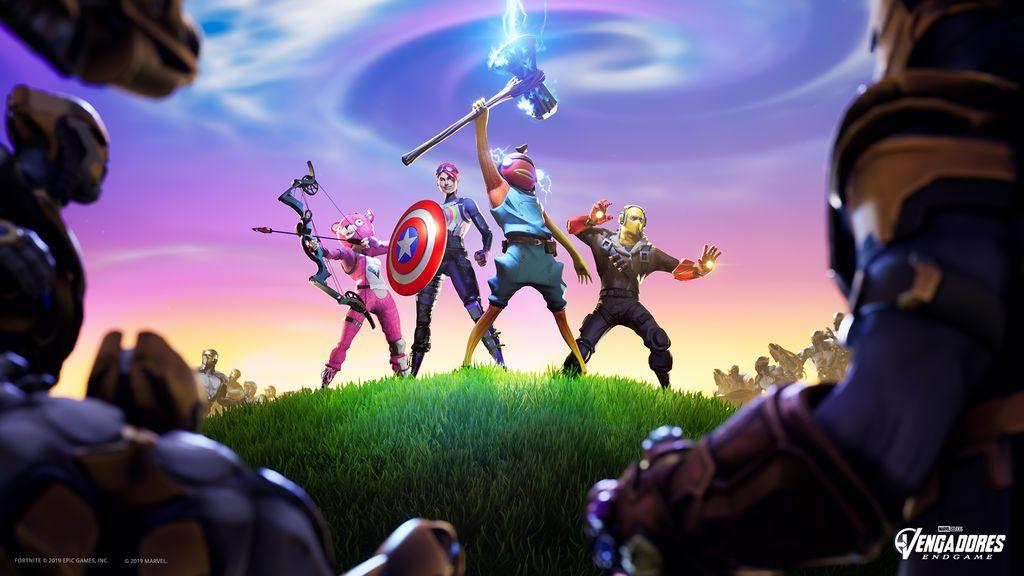 Fortnite: Todos los detalles del evento de Vengadores: Endgame
