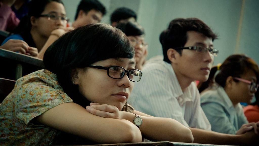 Niños miopes… ¿de tanto estudiar?