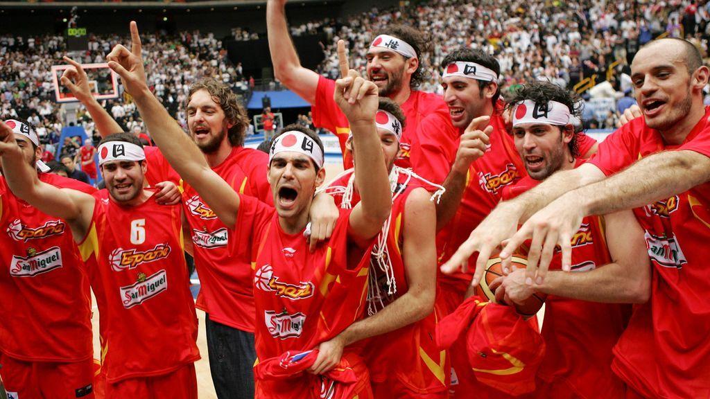 España, sexta en el palmares histórico de la Copa del Mundo de Baloncesto FIBA