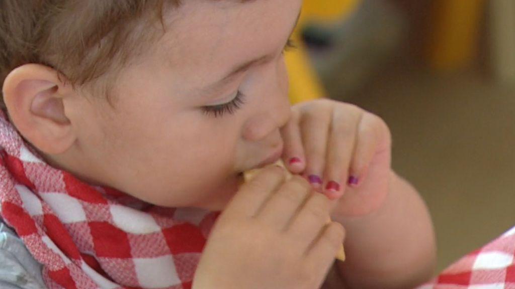 La importancia de la comida saludable: así elabora un grupo de niños el menú de su escuela