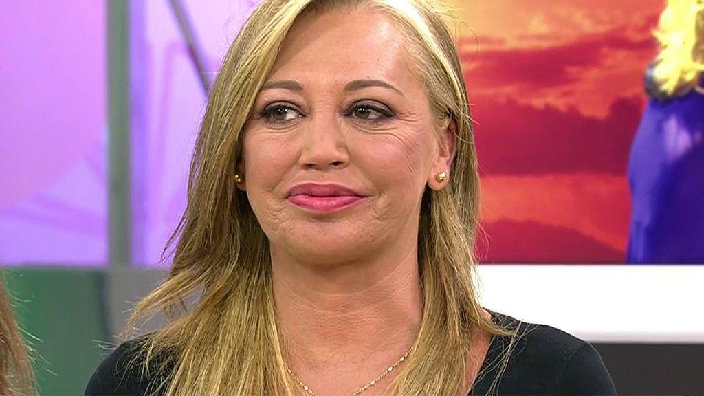 """Belén Esteban hace balance de los diez años de 'Sálvame' emocionada: """"Mi vida sí que ha cambiado"""""""