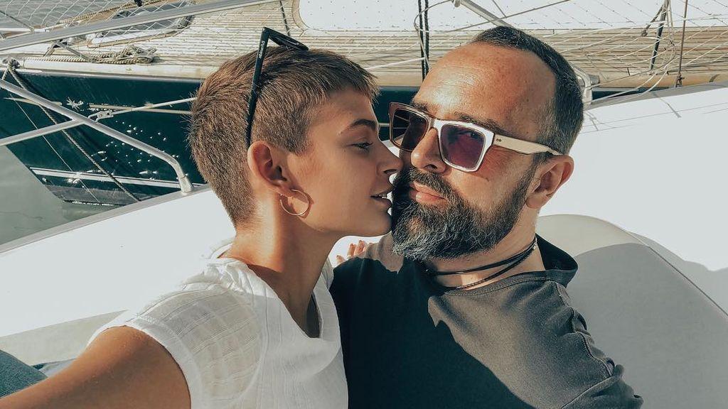 """Laura Escanes: """"Con Roma vamos a hacer como Risto hizo con su otro hijo"""""""