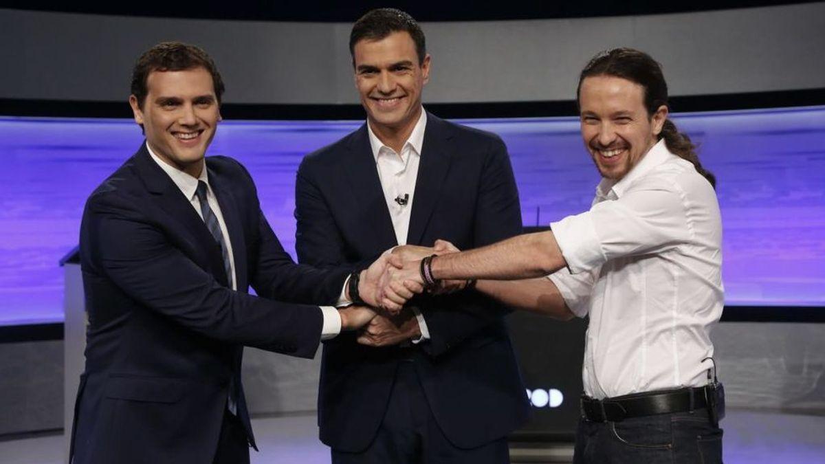 Juega: adivina la edad de Sánchez, Casado, Rivera y otros políticos