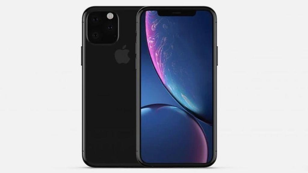 El nuevo iPhone XI tendrá tres cámaras traseras